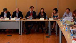 Miembro de comisiones internas y redes de trabajo sobre Innovación en UNIA