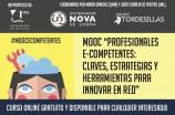 ¡Últimas semanas para inscribirte a nuestro #MOOCecompetentes, curso online en abierto y gratuito sobre uso profesional de social media!