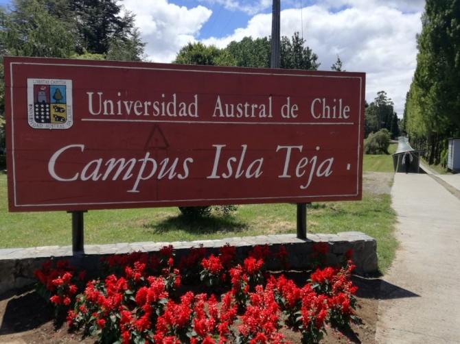 Reseña de mi estancia como conferencista invitada en seminario sobre educación abierta en la Universidad Austral de Chile