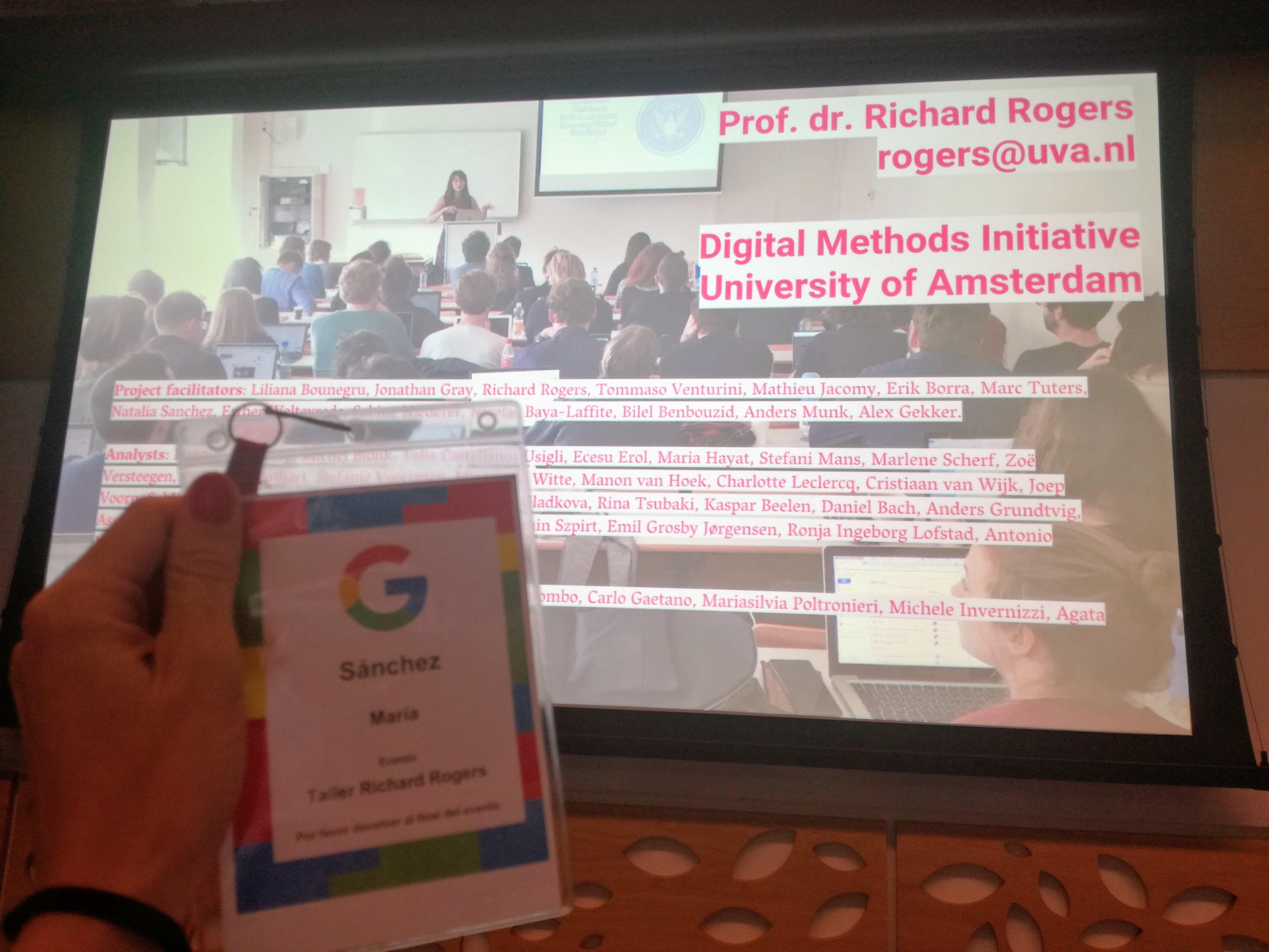 Aprendiendo a investigar sobre #FakeNews desde Google en Buenos Aires