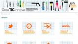 Creaticinnova: catálogo de recursos y herramientas 2.0 para innovar