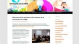 Participante y ejecutora Plan de Innovación en la UNIA