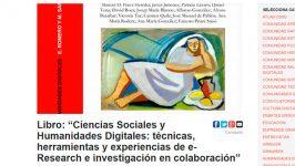 """Coedición de libro """"Ciencias Sociales y Humanidades Digitales (…)"""""""