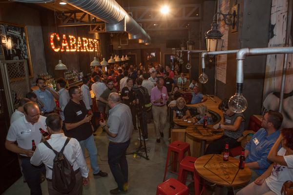El 24N celebramos el primer aniversario de DataBeers Málaga con una auténtica fiesta de los datos: ¡vente!