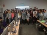 Organizando actividades universitarias en abierto sobre Visualización de datos y comunicación visual (crónica de resultados)