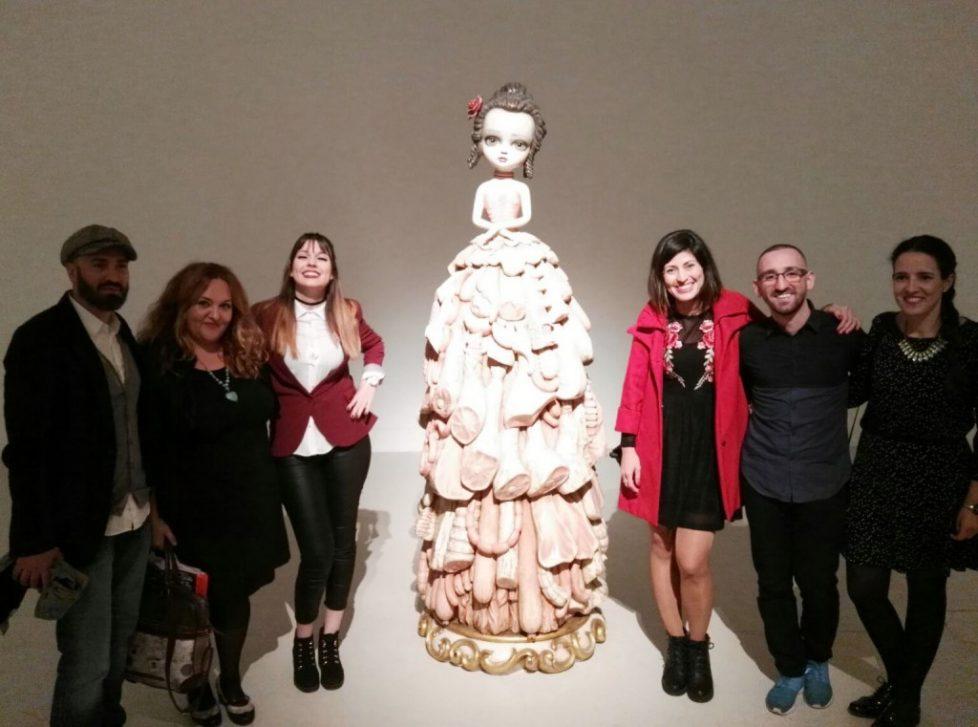 Así da gusto despedir a Ryden: resumen del workshop #Arteenredado en CAC Málaga