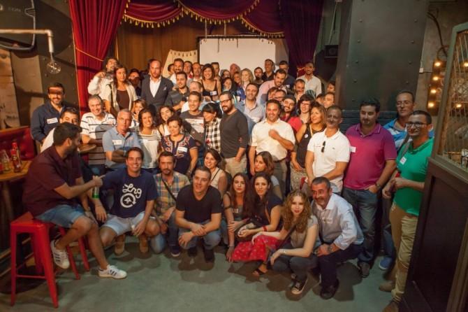 ¡Programa de eventos DataBeers Málaga para  2017! Arrancamos en JOnTheBeach, en La Térmica, el 18 de mayo