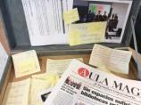 Planificación estratégica, innovación, prospectiva (y una cápsula del tiempo) para ser unos grandes futuros periodistas