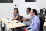 Intercambiando experiencias sobre elearning, formación de profesorado e innovación en la UNIA con la Universidad Abierta en Línea de Nicaragua