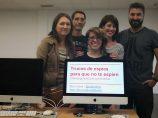 Aprendiendo sobre Ciberseguridad con Mar Cabra, periodista de datos e investigación y premio Pulizter (resumen de su taller)