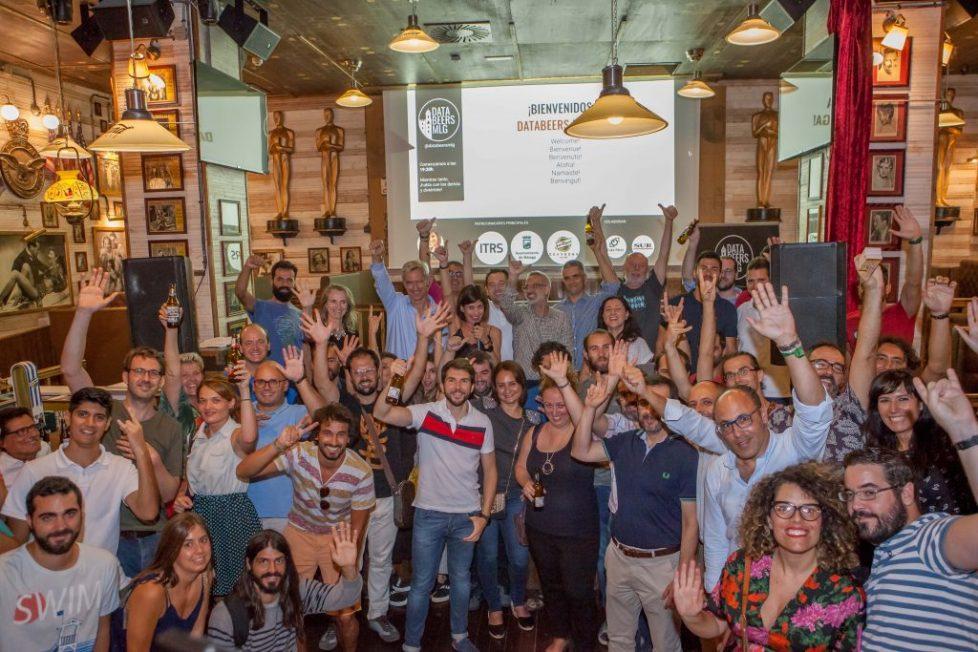 Databeers Málaga continúa creciendo: más de 150 asistentes al último evento, sobre datos e industria musical, el pasado 6 de septiembre