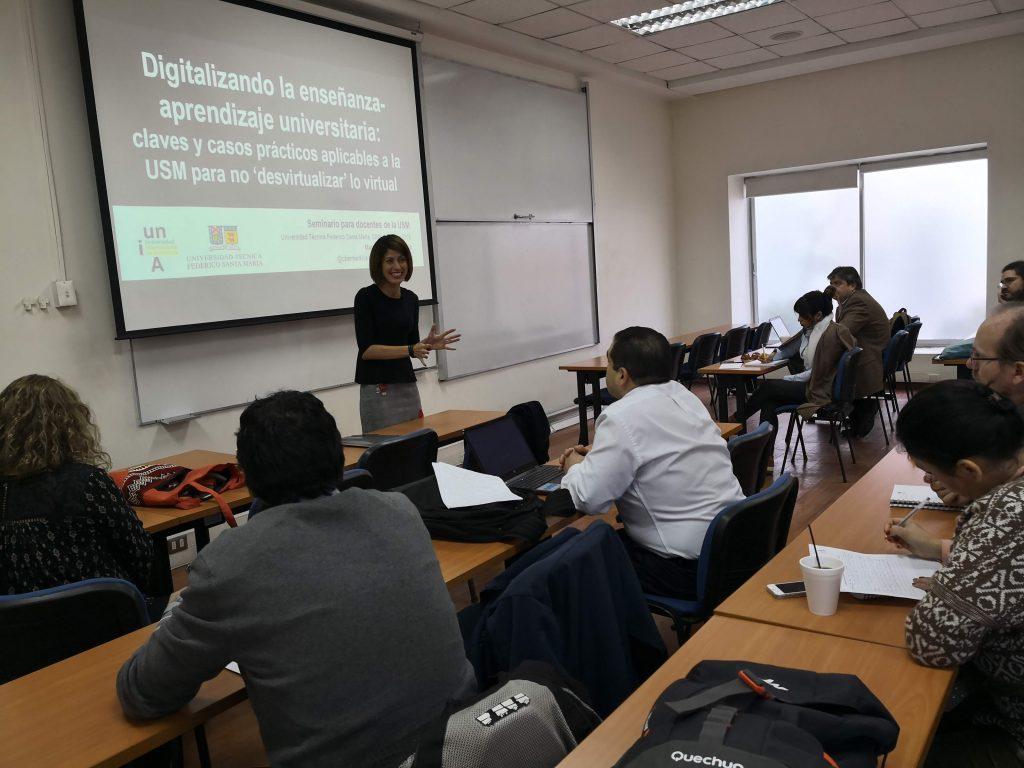 USM e-learning e innovación cibermarikiya