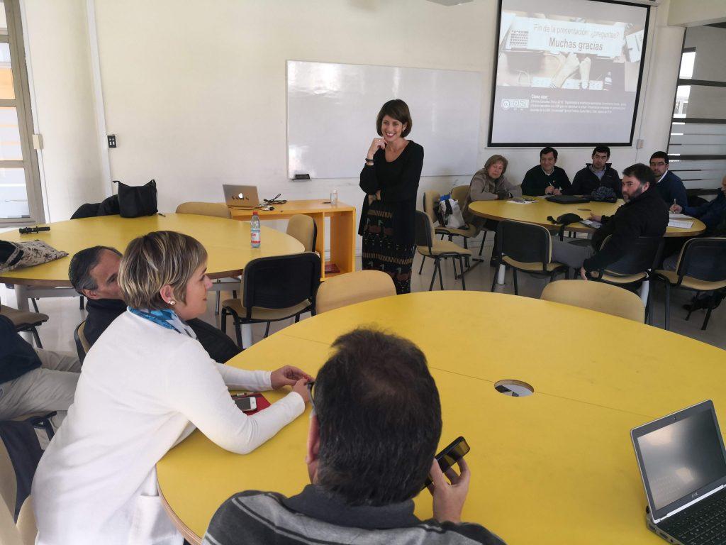 USM Innovación e-learning cibermarikiya
