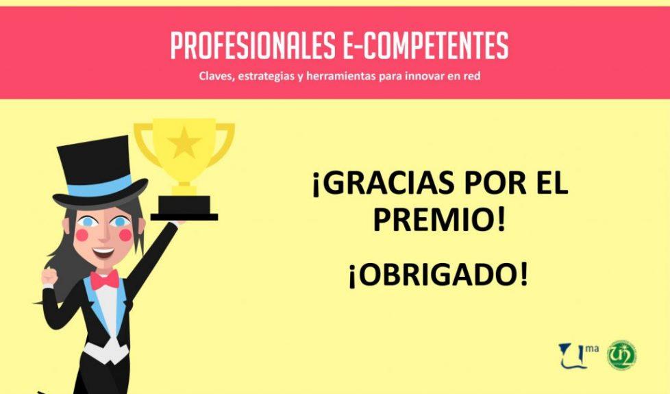 Cosas que aprendimos de nuestro #MOOCecompetentes y algunas claves para lanzarse: ¡gracias por el Premio Grupo Tordesillas!