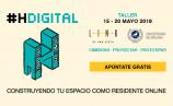 Inscripción abierta y gratuita para estudiantes de la UMA: taller #Hdigital, sobre residencia digital y marca profesional online