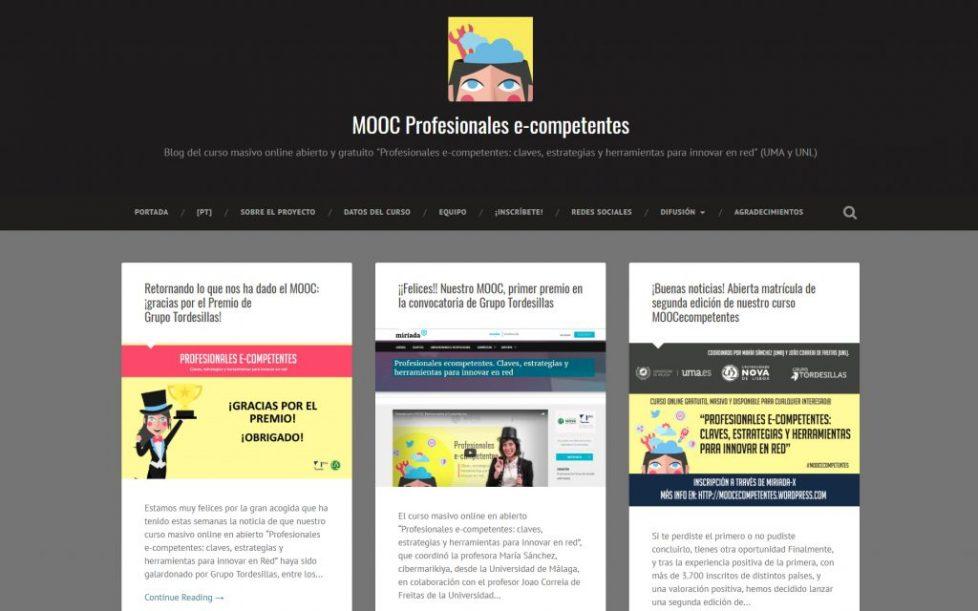 Definitivamente, somos equipazo: ¡finalistas de #PremiosDircom2019 con nuestro #MOOCecompetentes!