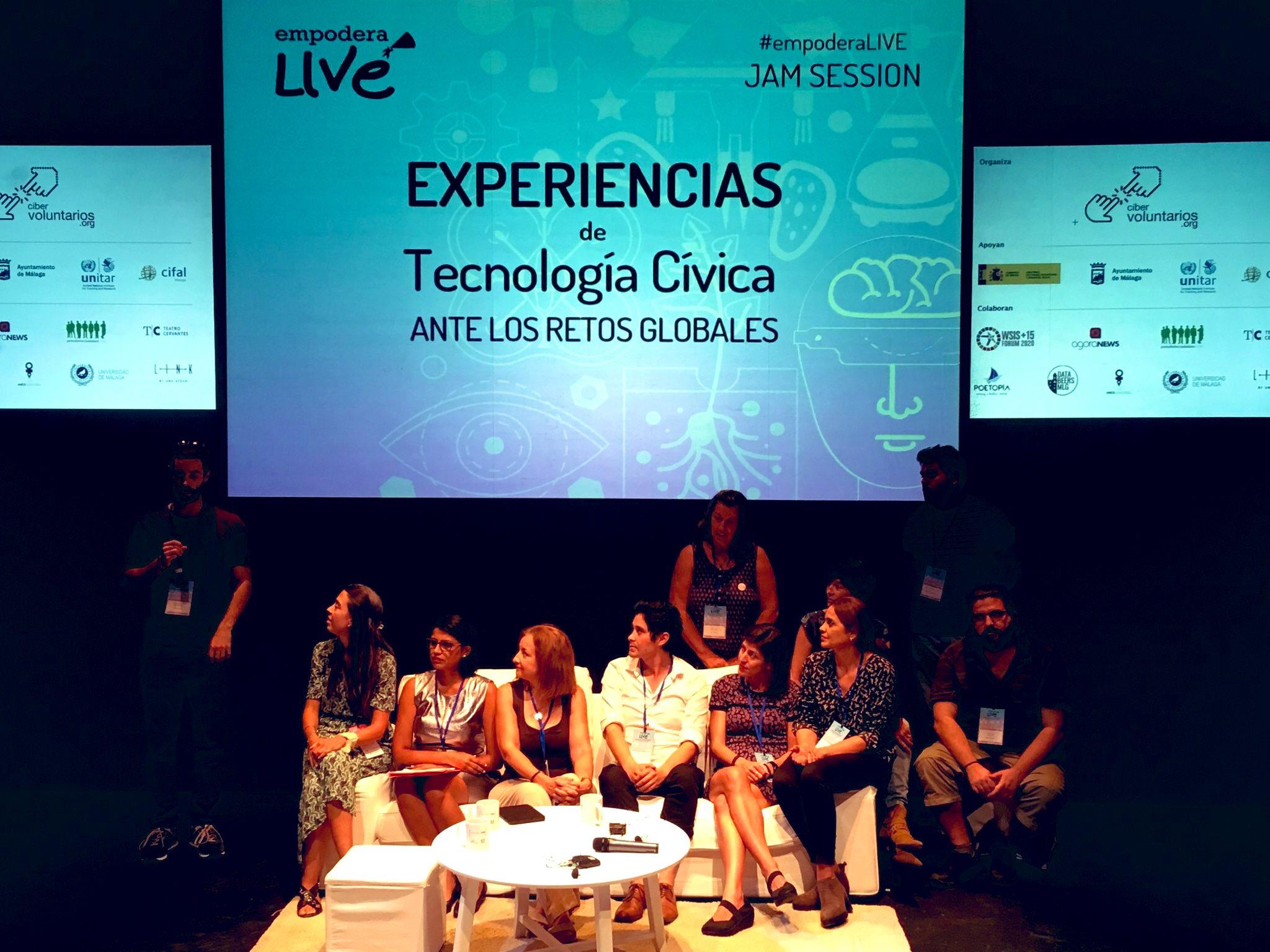 Volvemos con Databeers Málaga tras el verano: participación en #Empoderalive y evento, sobre transparencia y buen gobierno, el 30 de septiembre